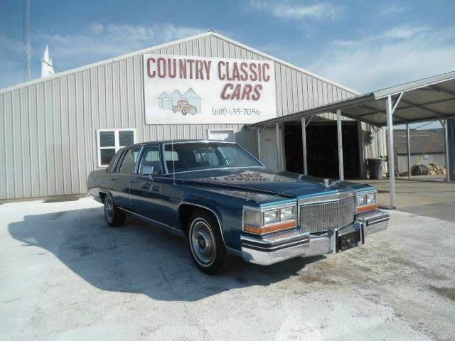 1980 Cadillac DeVille (CC-1168747) for sale in Staunton, Illinois