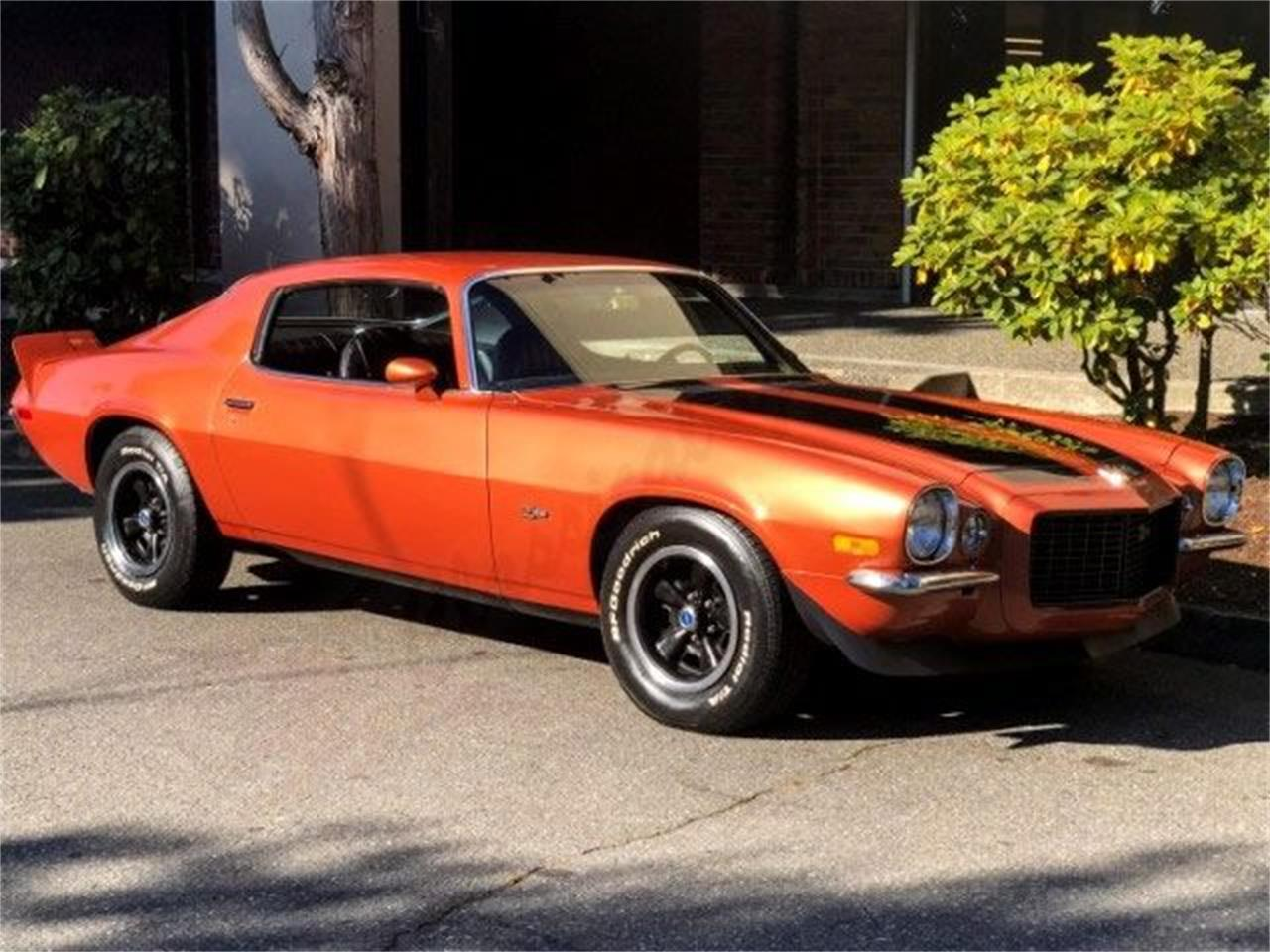 1971 Chevrolet Camaro Z28 (CC-1168760) for sale in Arlington, Texas