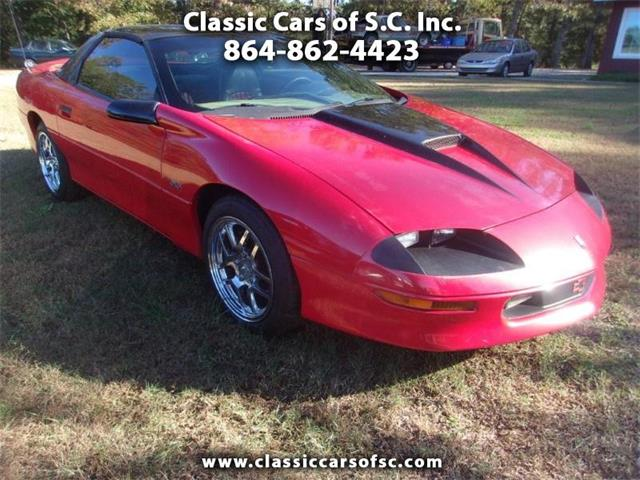 1997 Chevrolet Camaro (CC-1168769) for sale in Gray Court, South Carolina