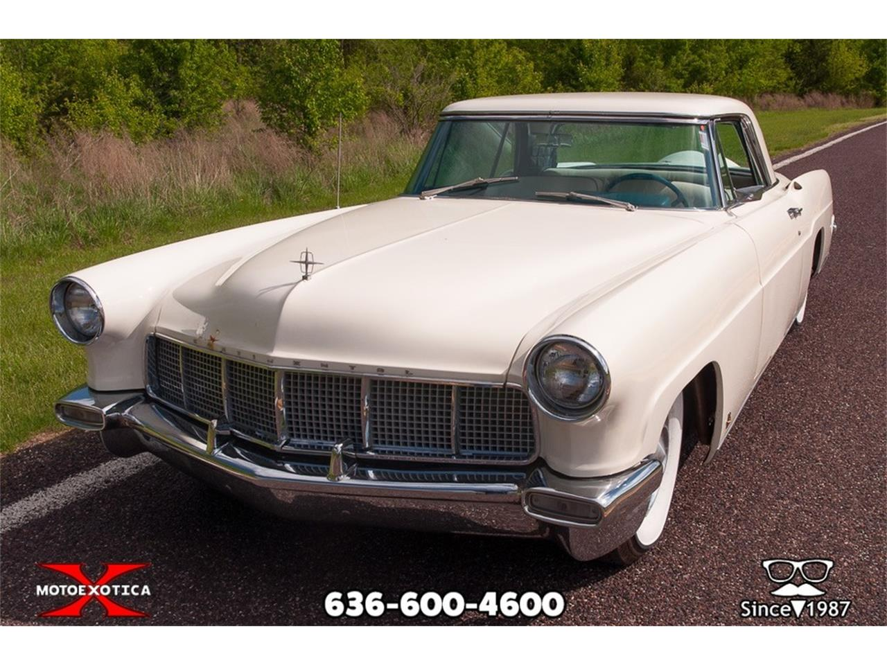 1956 Lincoln Continental Mark II (CC-1168776) for sale in St. Louis, Missouri