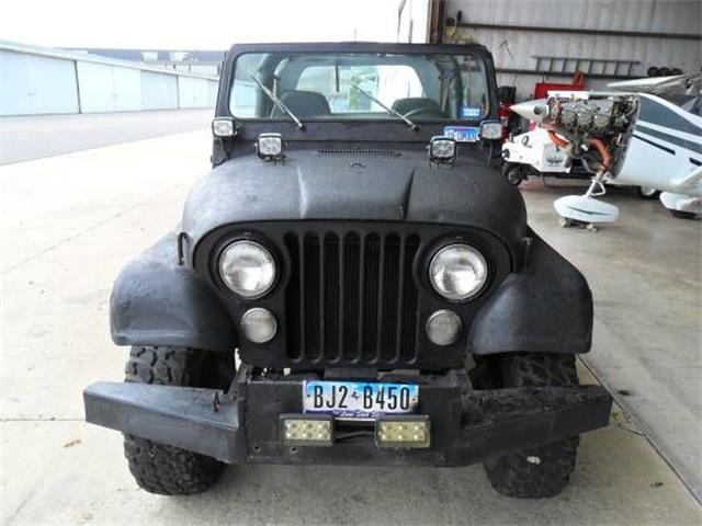 1979 Jeep CJ5 (CC-1160880) for sale in Cadillac, Michigan
