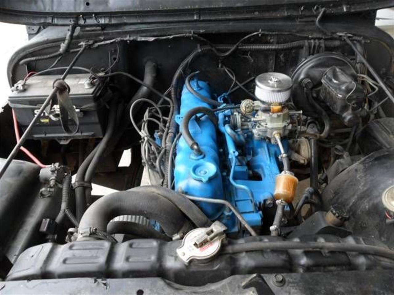 1979 Jeep CJ5 (CC-1160880) for sale in Cadillac, Michigan