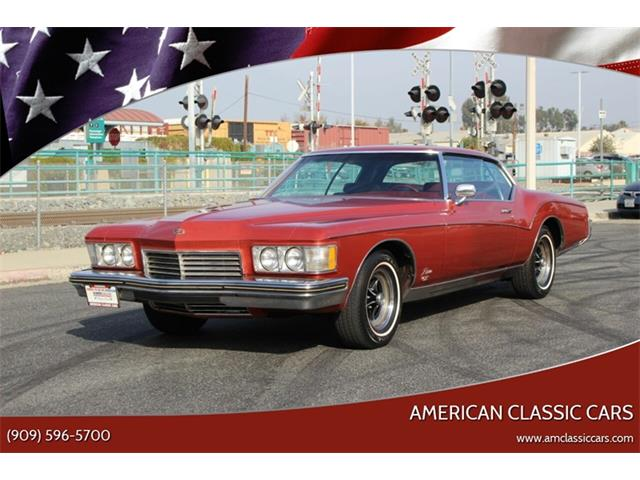 1973 Buick Riviera (CC-1168902) for sale in La Verne, California
