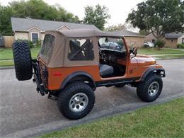 1980 Jeep CJ7 (CC-1168911) for sale in Cadillac, Michigan