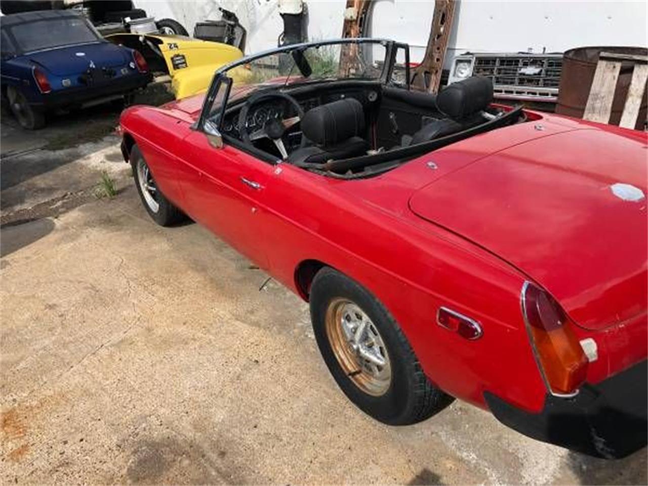 1976 MG MGB (CC-1168936) for sale in Cadillac, Michigan