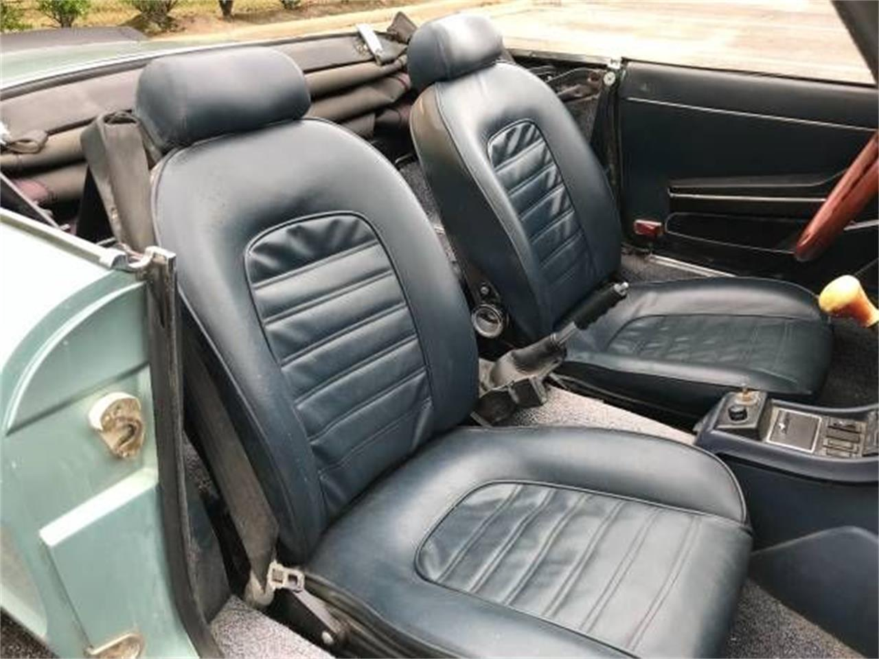 1983 Alfa Romeo 2000 Spider Veloce (CC-1168961) for sale in Cadillac, Michigan