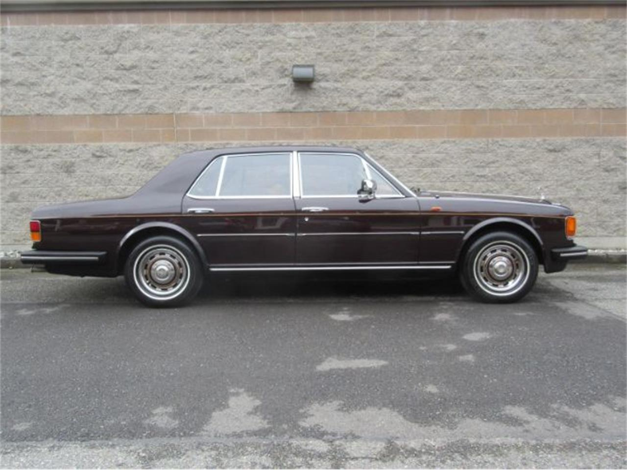 1981 Rolls-Royce Silver Spirit (CC-1160899) for sale in Cadillac, Michigan