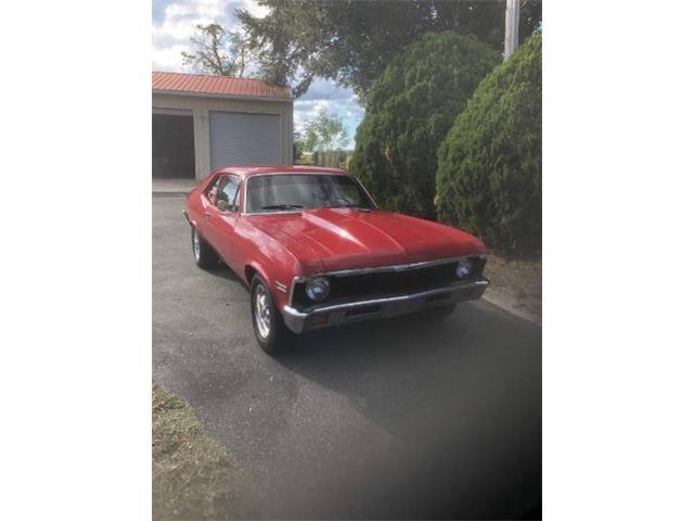 1970 Chevrolet Nova (CC-1168991) for sale in Cadillac, Michigan