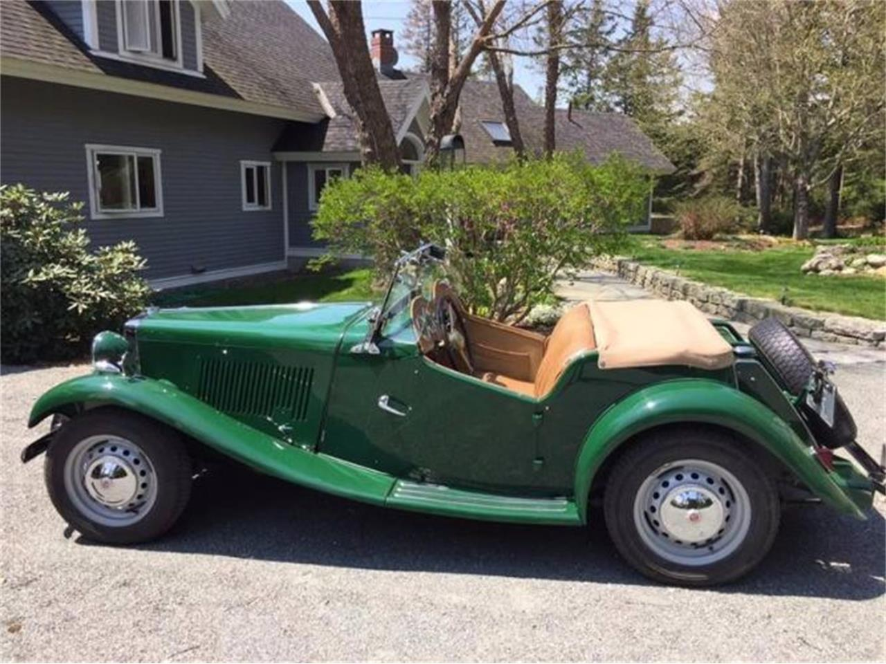 1952 MG TD (CC-1169027) for sale in Cadillac, Michigan