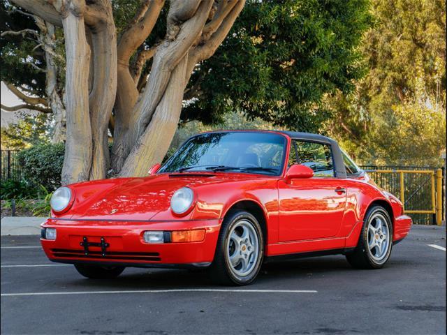 1991 Porsche 964 (CC-1169028) for sale in Marina Del Rey, California