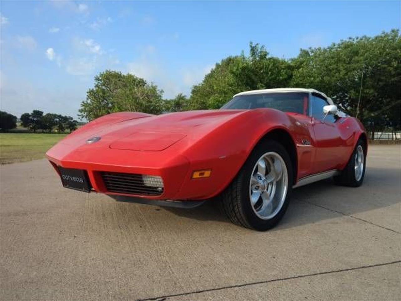 1974 Chevrolet Corvette (CC-1160903) for sale in Cadillac, Michigan