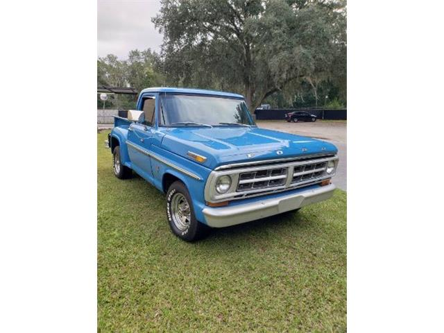 1968 Ford F100 (CC-1169052) for sale in Cadillac, Michigan