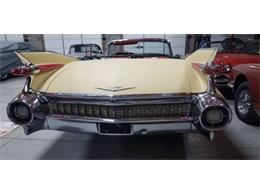 1959 Cadillac Series 62 (CC-1169069) for sale in Cadillac, Michigan