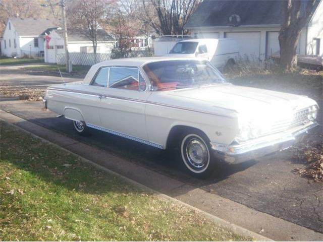 1962 Chevrolet Impala (CC-1169091) for sale in Cadillac, Michigan