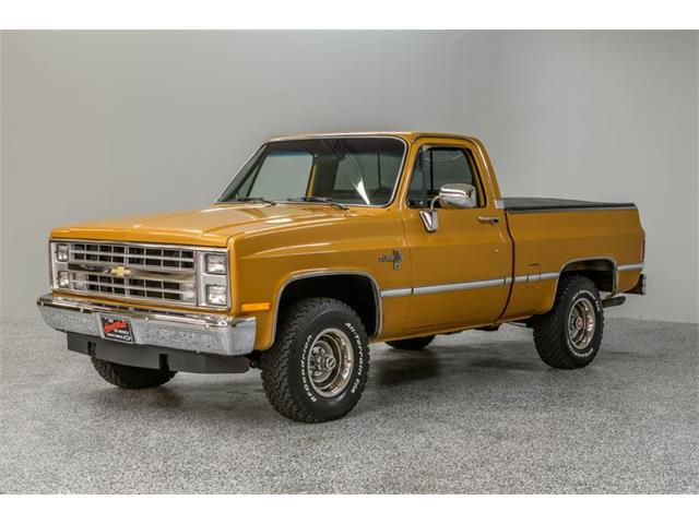 1985 Chevrolet K-10 (CC-1169114) for sale in Concord, North Carolina