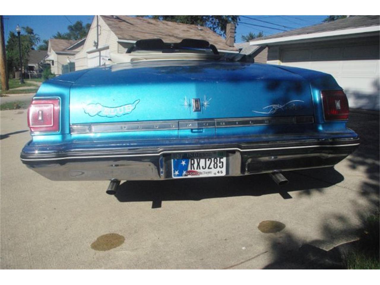 1975 Oldsmobile Delta 88 (CC-1160912) for sale in Cadillac, Michigan