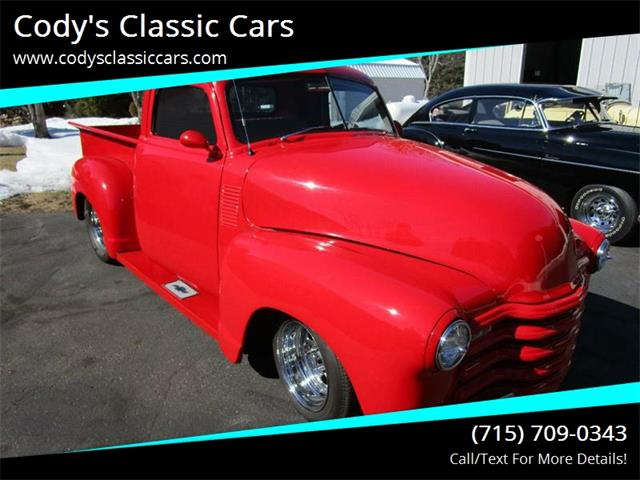 1948 Chevrolet 3100 (CC-1169133) for sale in Stanley, Wisconsin