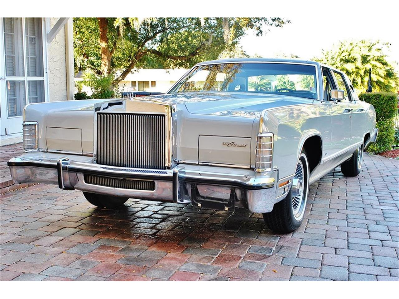 1979 Lincoln Town Car For Sale Classiccars Com Cc 1169206