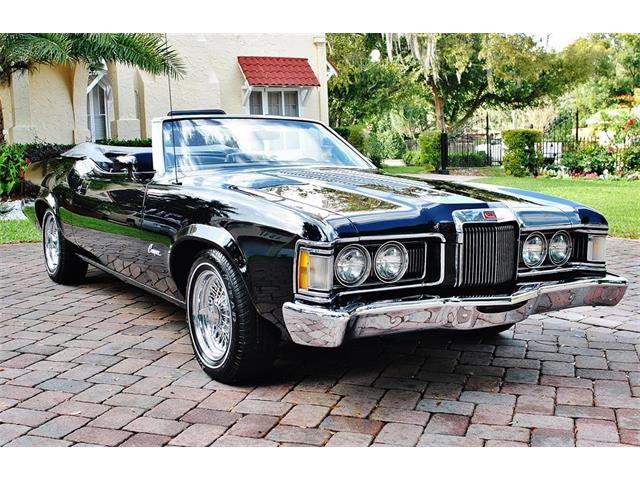 1973 Mercury Cougar XR7 (CC-1169223) for sale in Lakeland, Florida
