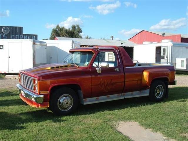 1982 Chevrolet Custom