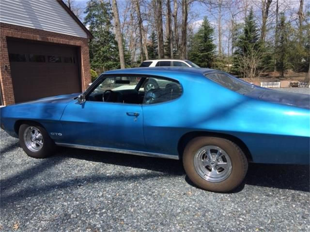1970 Pontiac GTO (CC-1169279) for sale in West Pittston, Pennsylvania