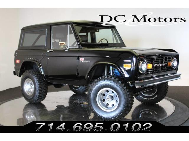 1972 Ford Bronco (CC-1169294) for sale in Anaheim, California