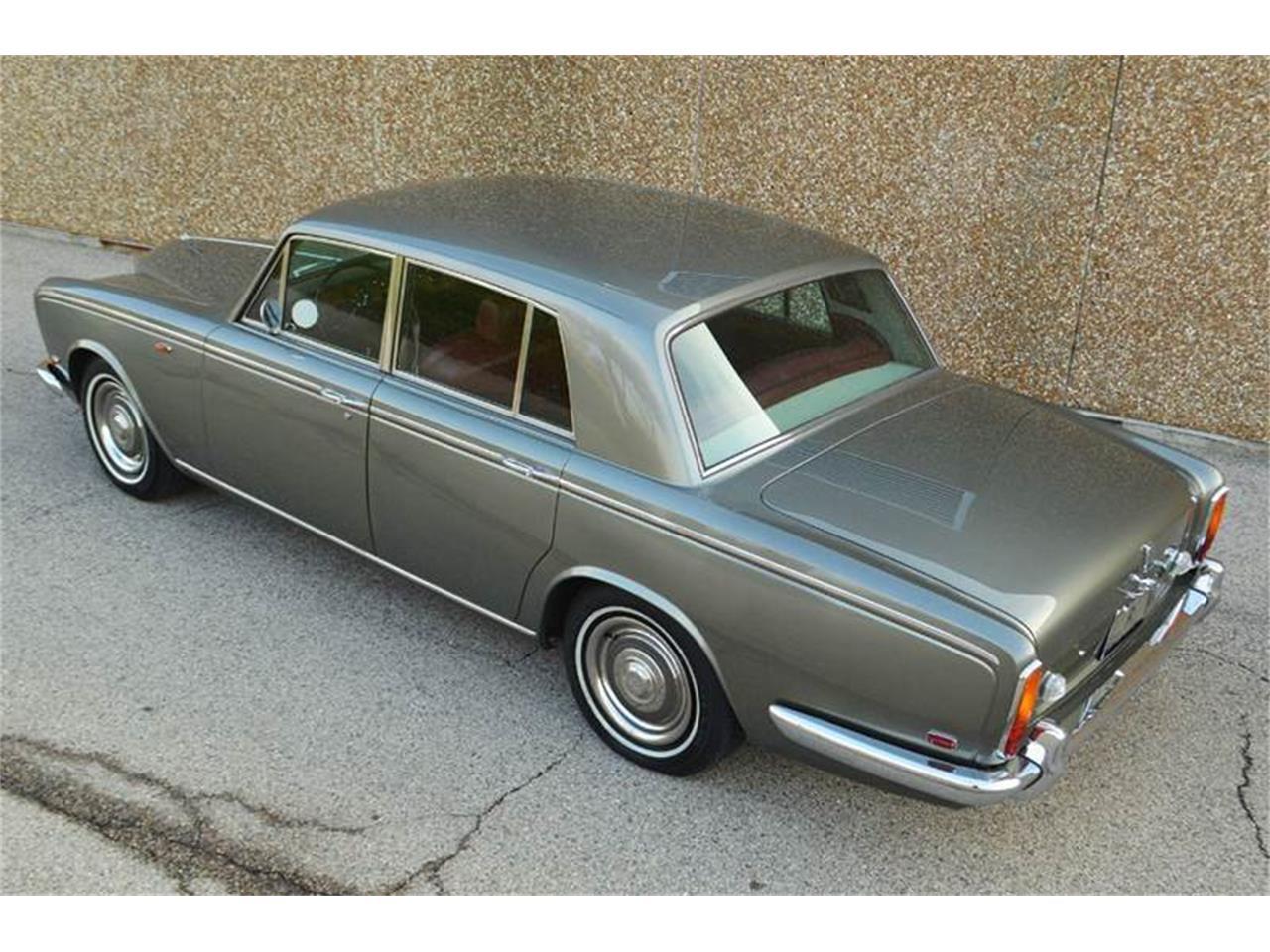 1969 Rolls-Royce Silver Shadow (CC-1169316) for sale in Carey, Illinois