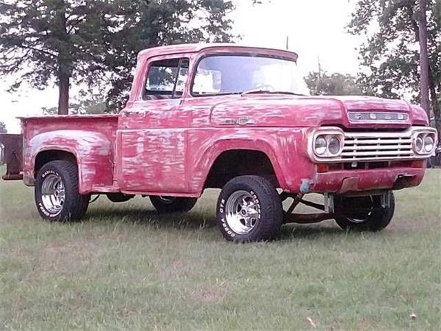 1959 Ford F100 (CC-1160935) for sale in Cadillac, Michigan