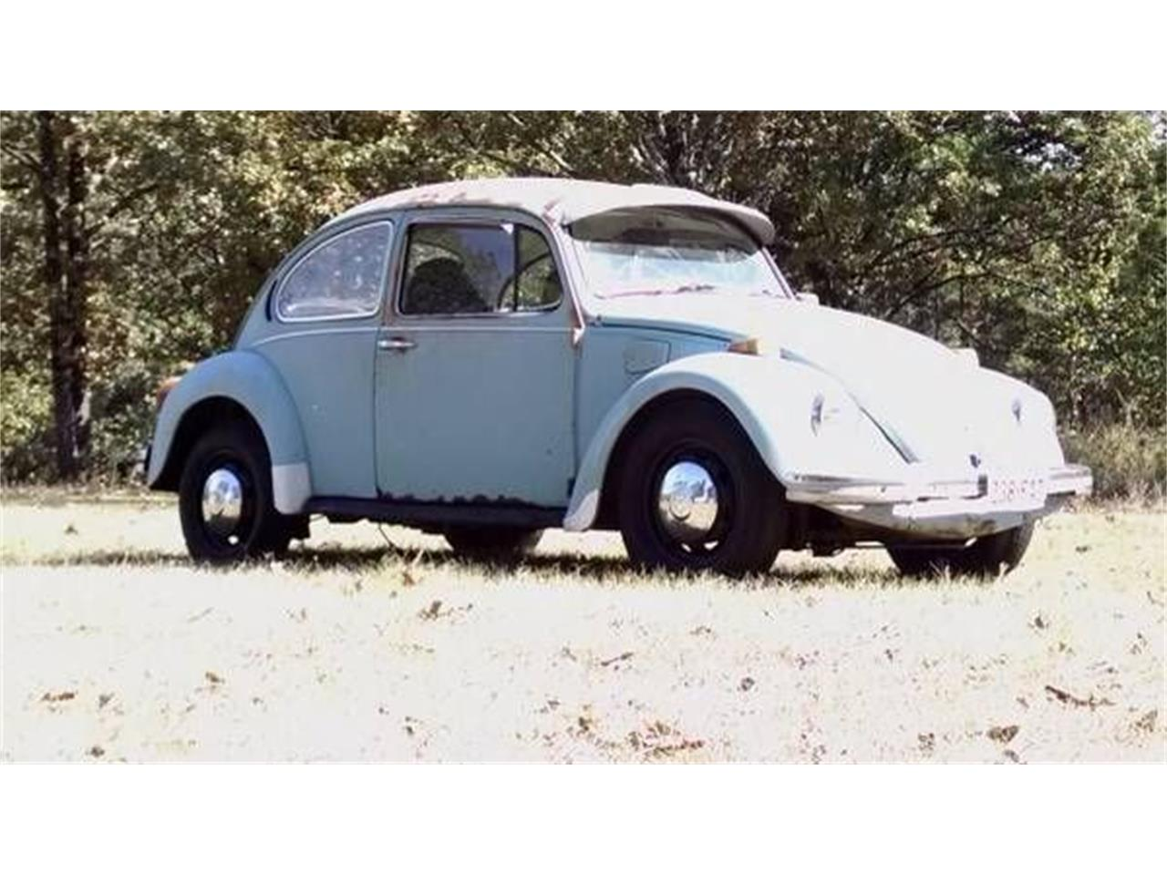 1972 Volkswagen Beetle (CC-1160939) for sale in Cadillac, Michigan