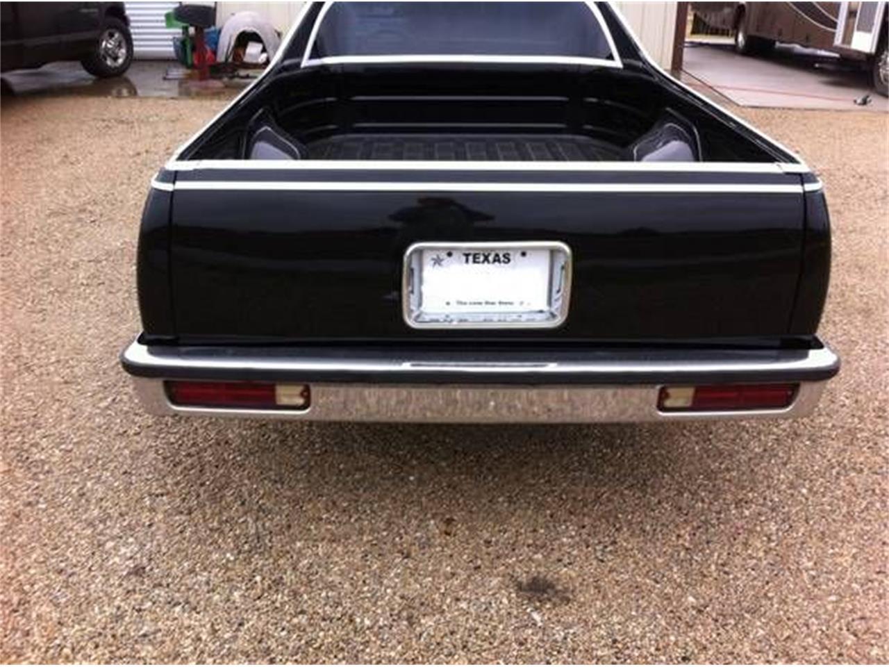 1979 Chevrolet El Camino (CC-1160946) for sale in Cadillac, Michigan