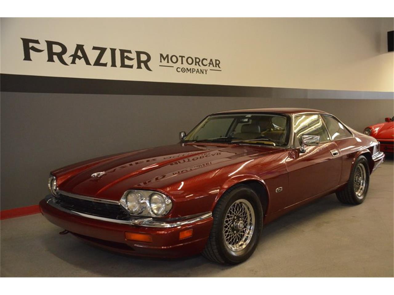 1994 Jaguar XJS for Sale | ClassicCars.com | CC-1169504