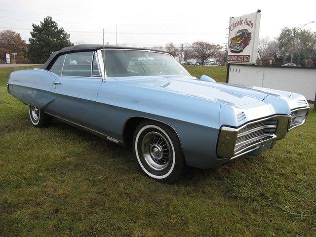 1967 Pontiac Grand Prix (CC-1169526) for sale in Troy, Michigan