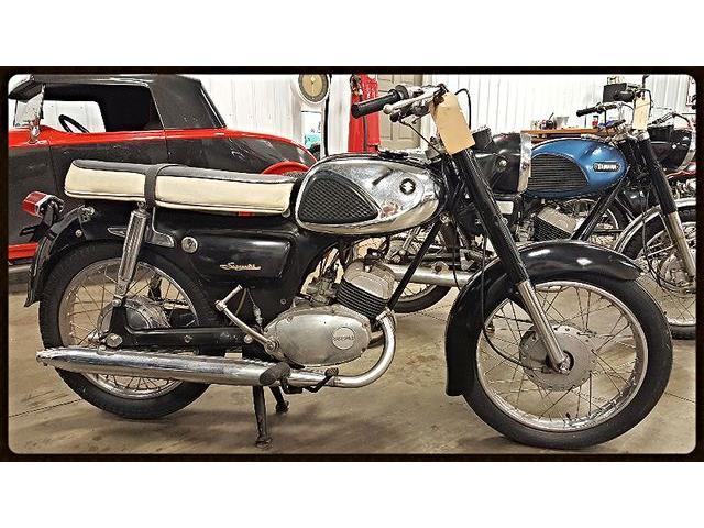 1965 Suzuki Motorcycle (CC-1169537) for sale in Upper Sandusky, Ohio