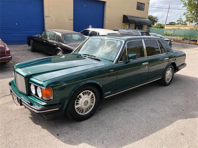 1993 Bentley Brooklands (CC-1169568) for sale in Fort Lauderdale, Florida
