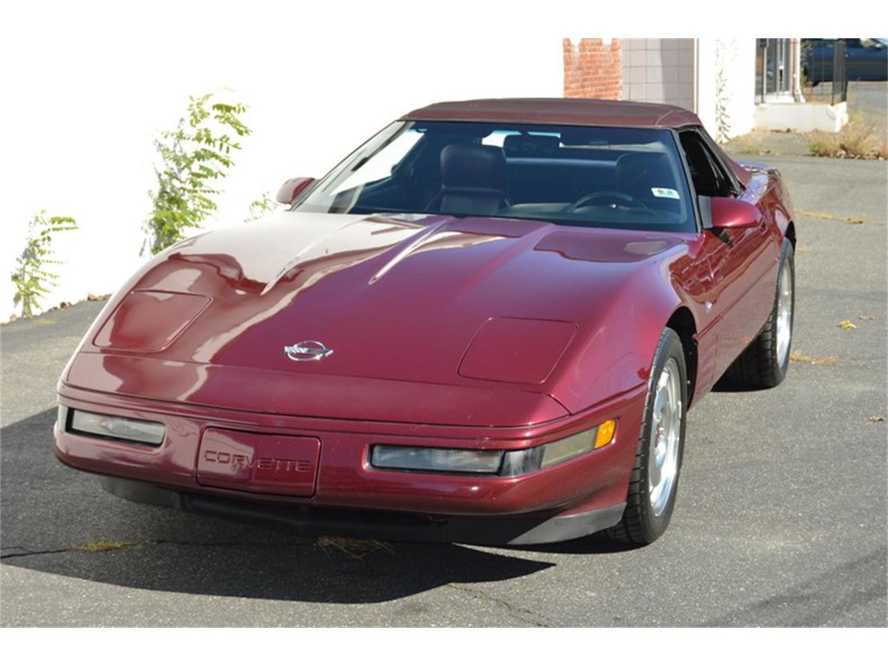 1993 Chevrolet Corvette (CC-1169580) for sale in Springfield, Massachusetts