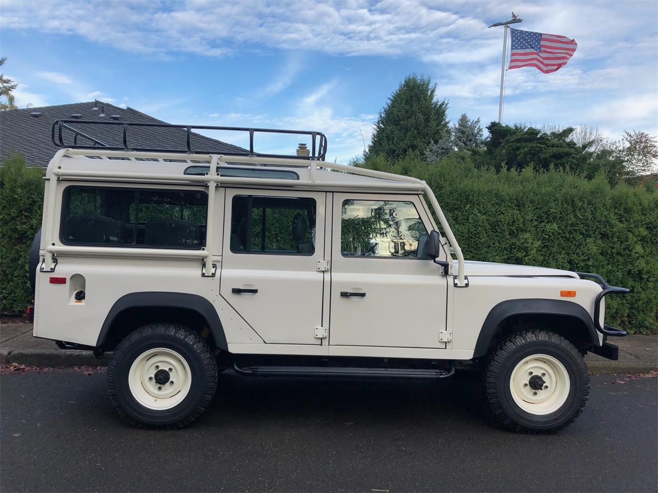 1993 Land Rover Defender (CC-1169646) for sale in Portland, Oregon