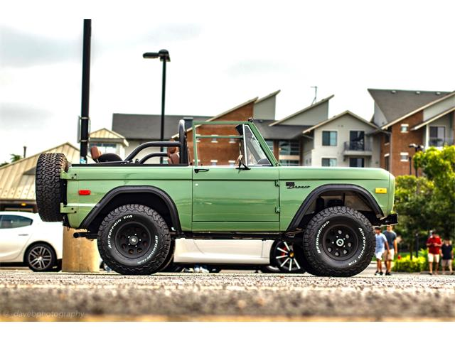 1973 Ford Bronco (CC-1169653) for sale in Atlanta, Georgia