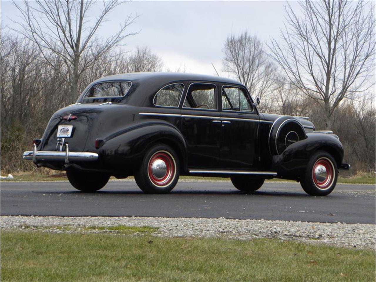 1940 Buick Century (CC-1169673) for sale in Volo, Illinois