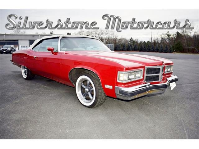 1975 Pontiac Grand Ville (CC-1169715) for sale in North Andover, Massachusetts
