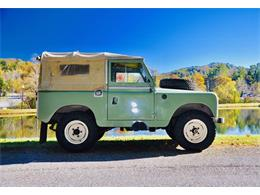 1962 Land Rover Series II 88 (CC-1169840) for sale in West Pittston, Pennsylvania