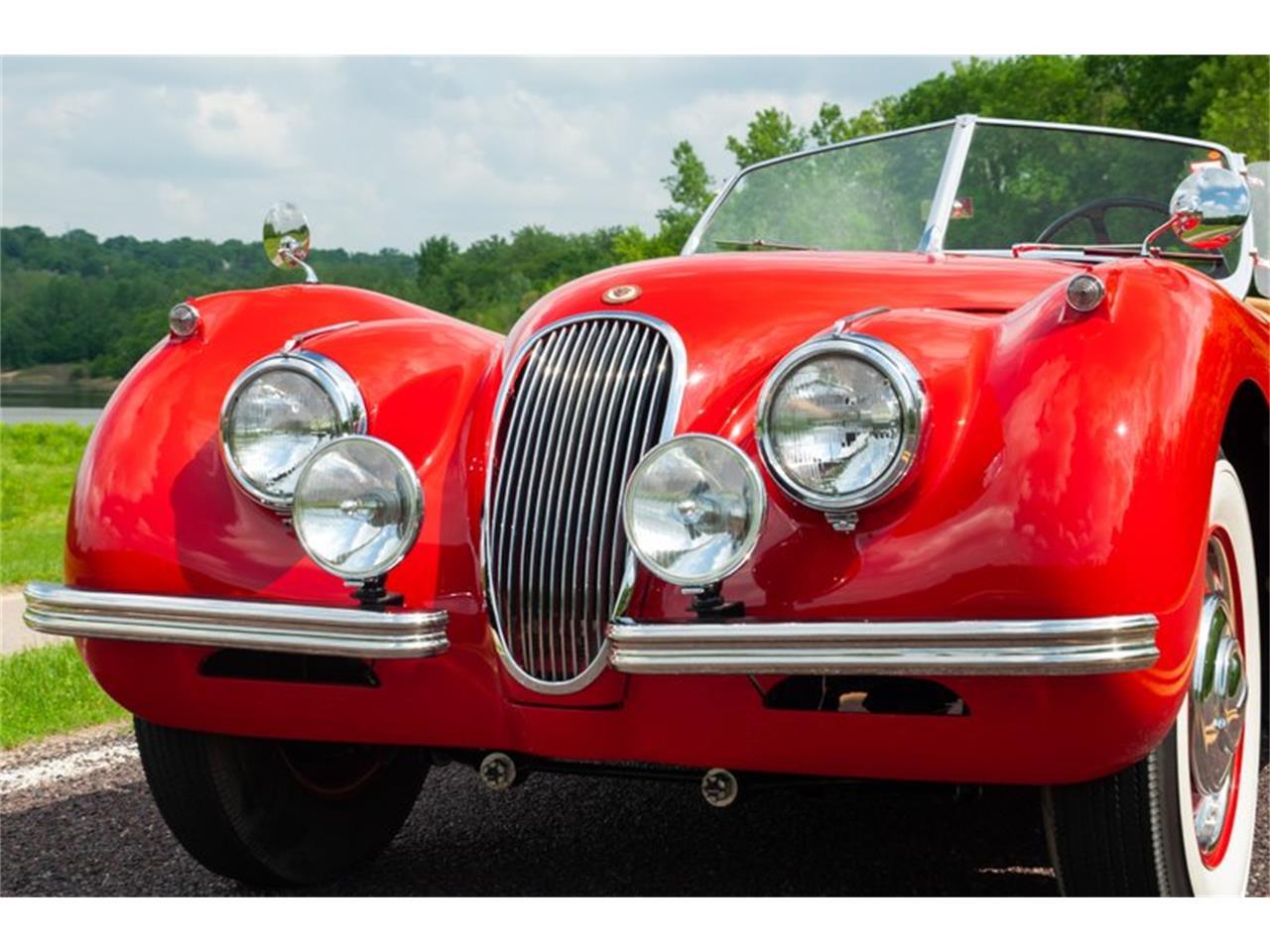 1953 Jaguar XK120 for Sale | ClassicCars.com | CC-1169869