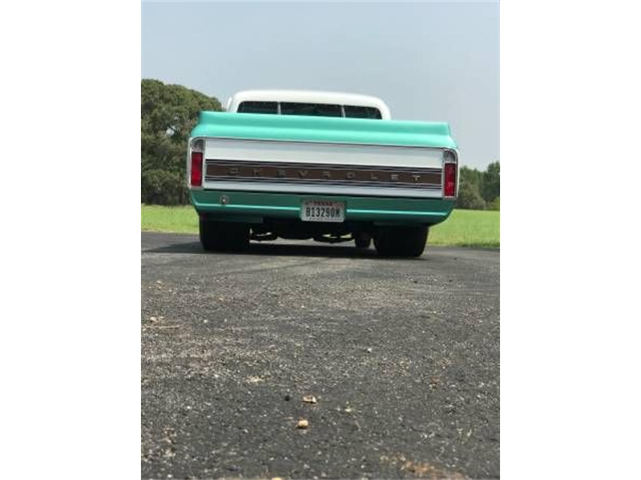 1971 Chevrolet Pickup (CC-1160992) for sale in Cadillac, Michigan