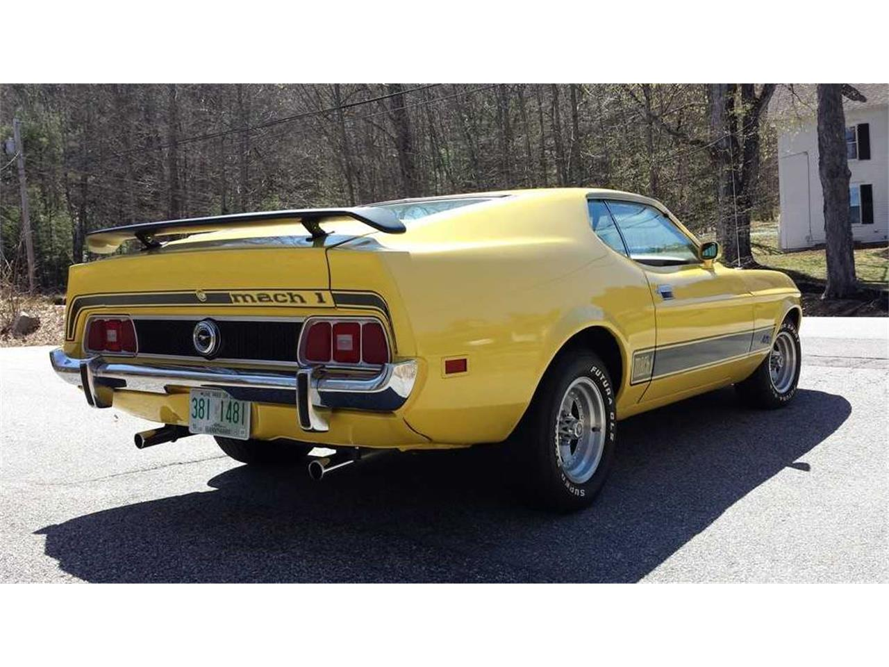 1973 Ford Mustang (CC-1171490) for sale in West Pittston, Pennsylvania