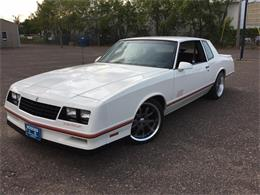 1988 Chevrolet Monte Carlo SS (CC-1171545) for sale in Wyoming, Minnesota