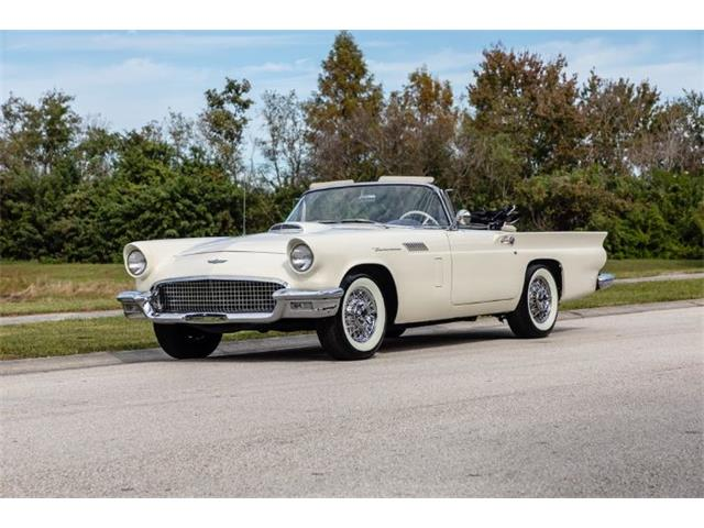 1957 Ford Thunderbird (CC-1171800) for sale in Cadillac, Michigan