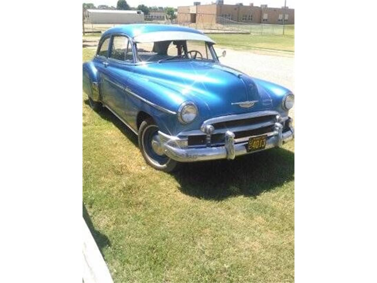 1950 Chevrolet Sedan (CC-1171807) for sale in Cadillac, Michigan