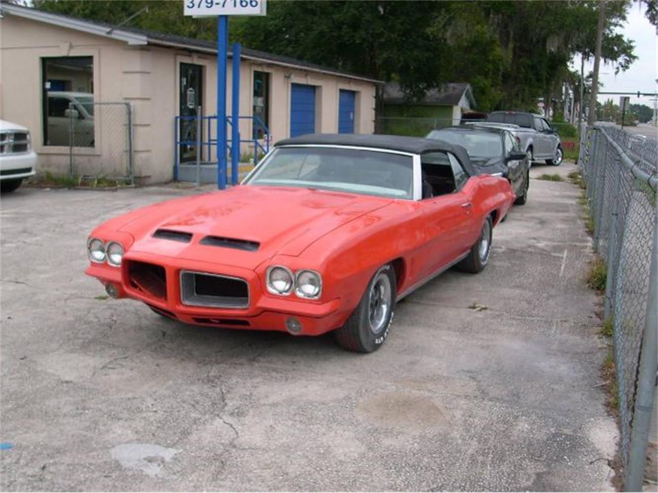 1972 Pontiac LeMans (CC-1171824) for sale in Cadillac, Michigan