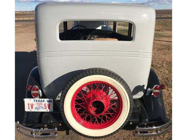 1931 Chevrolet Coupe (CC-1171829) for sale in Cadillac, Michigan