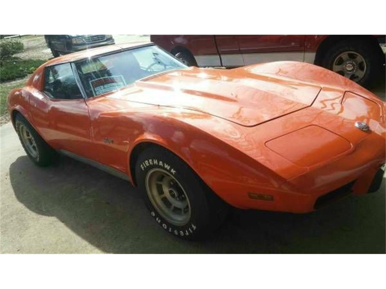 1975 Chevrolet Corvette (CC-1171842) for sale in Cadillac, Michigan