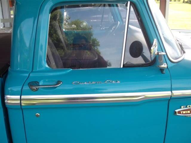 1966 Ford F100 (CC-1171845) for sale in Cadillac, Michigan
